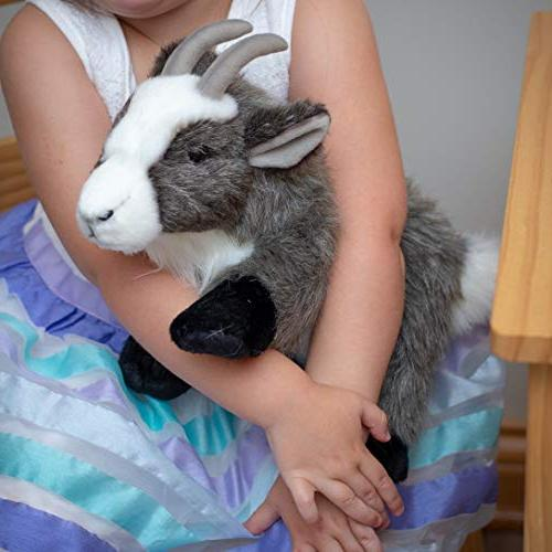 Nat and Jules Large Wispy Children's Plush Animal
