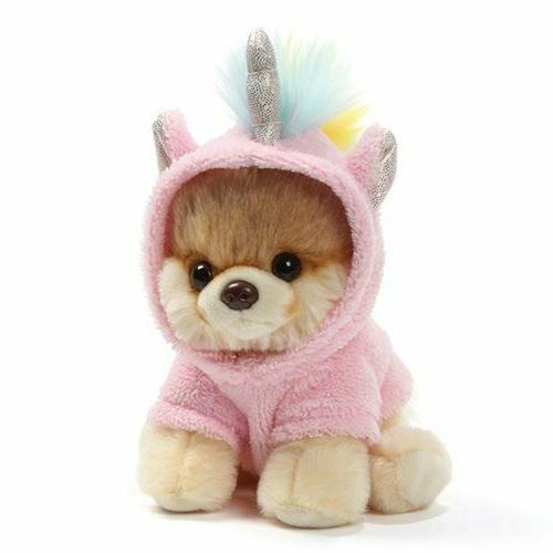 New Gund Itty Bitty Boo #44 Unicorn