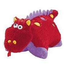 Pillow Pets 18 inch - Fiery Dragon