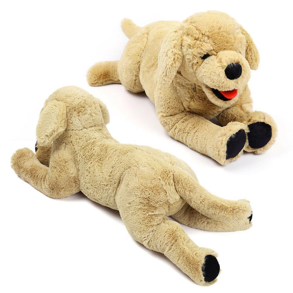 Plush Dog Labrador Retriever Puppy Pillow Gift