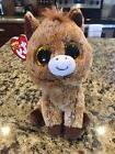 TY BEANIE BABY BOOS COLLECTION HORSE, HARRIET + FREE SHIPPIN