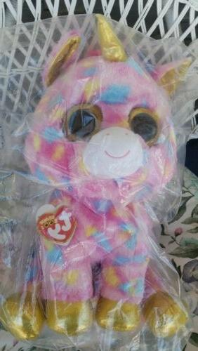 TY Beanie Boos - FANTASIA the Unicorn