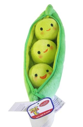 Toy Story Peas in The Pod Plush Stuffed Animal - Disney Peas