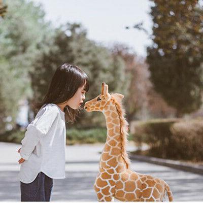US Giraffe Toy Doll Giant Large Stuffed Animal Doll Kid