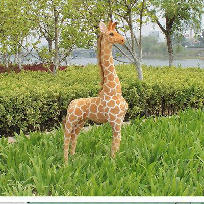 US Big Giraffe Doll Giant Large Doll Gift