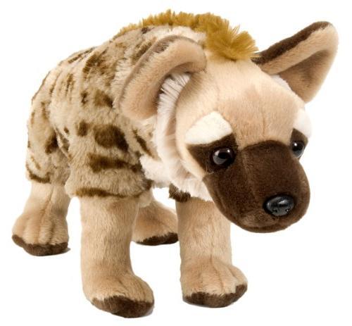 Wild Republic Hyena Plush, Stuffed Animal, Plush Gifts 12