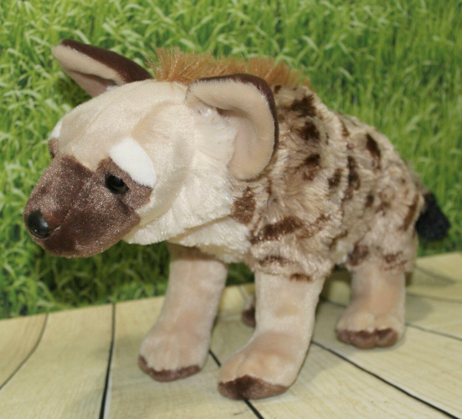 Wild Republic Hyena Plush, Stuffed Animal, Plush Toy, Gifts