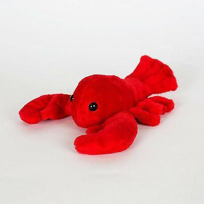 "Wishpets 9"" Lobster Plush Toy Stuffed Animal"