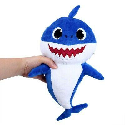 Animal Shark Sharks Kids Plush Playing Gift