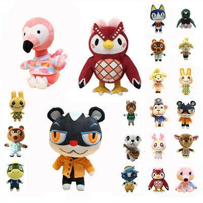 Animal Tom KK Toy Raccoon Soft Stuffed Doll Kid Gift