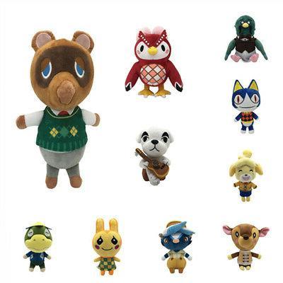 Animal Crossing KK Plush Toy Soft Kid Gift