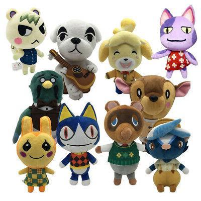 Animal Crossing KK Plush Soft Stuffed Doll Kid