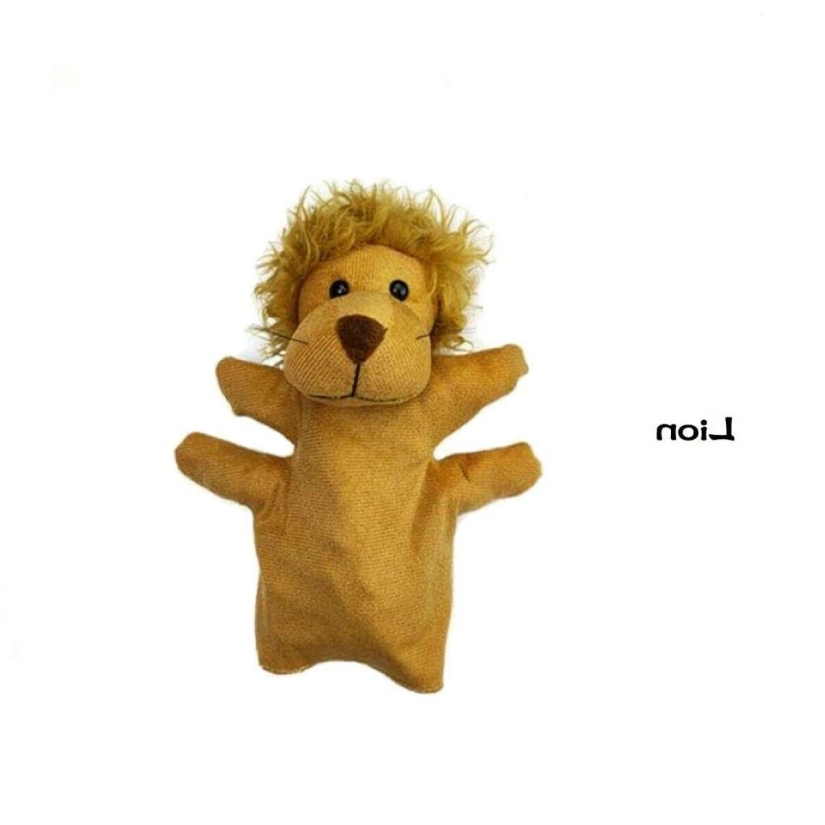 "Animal Soft Plush Premium Interaction 9.2"" of 6"