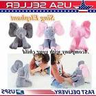 Animated Singing Elephant Stuffed Baby Toy Peek-a-Boo Plush