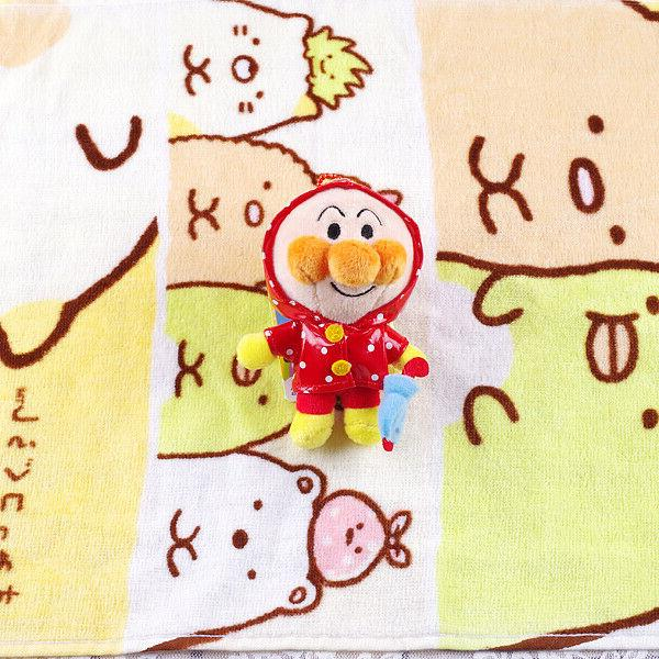 Anpanman stuffed key chain dolls