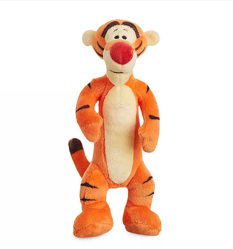 authentic tigger plush doll 9 toy winnie