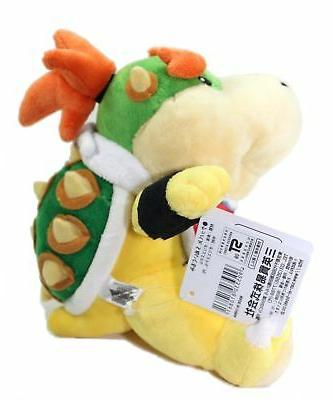 Super Mario Bros Bowser Bowser Toy Stuffed