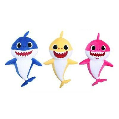 Animal Pinkfong Baby Shark Fox Sharks Plush Gift