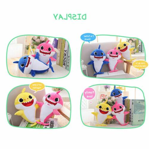 Baby Plush Toys Doll English Song Kids