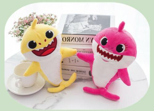 Baby Cartoon Plush Doll Song Gift Kids