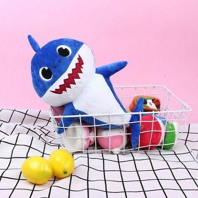 Baby Shark English Toy Cartoon Music Gift