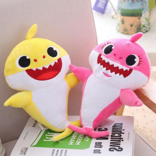 Baby Shark Plush Doll