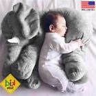 Baby Sleeping Pillow Stuffed Elephant Giant Animal Plush Kid
