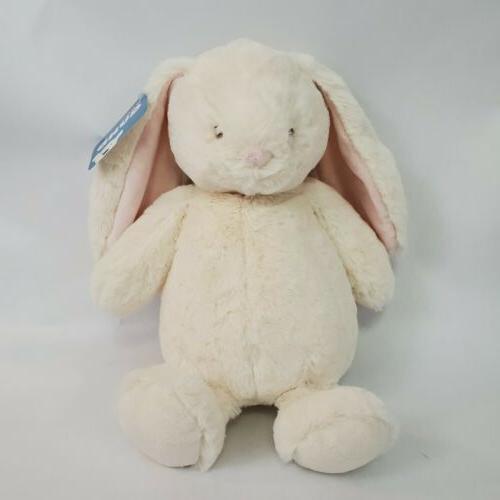 "Cream Gund Baby Thistle Bunny Plush 8/"""