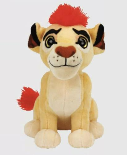 beanie baby disney the lion guard kion
