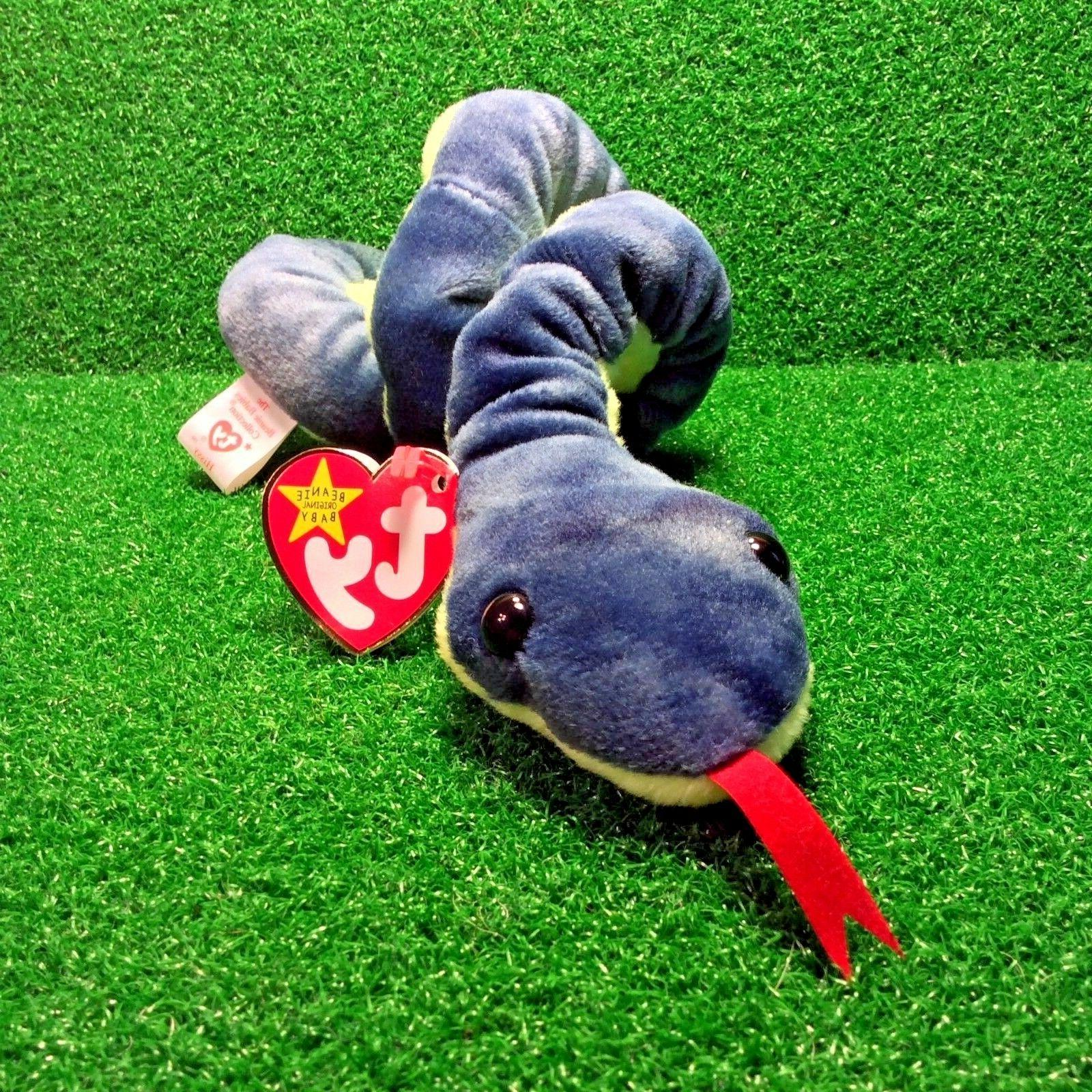 Ty Baby The Snake PE Toy -