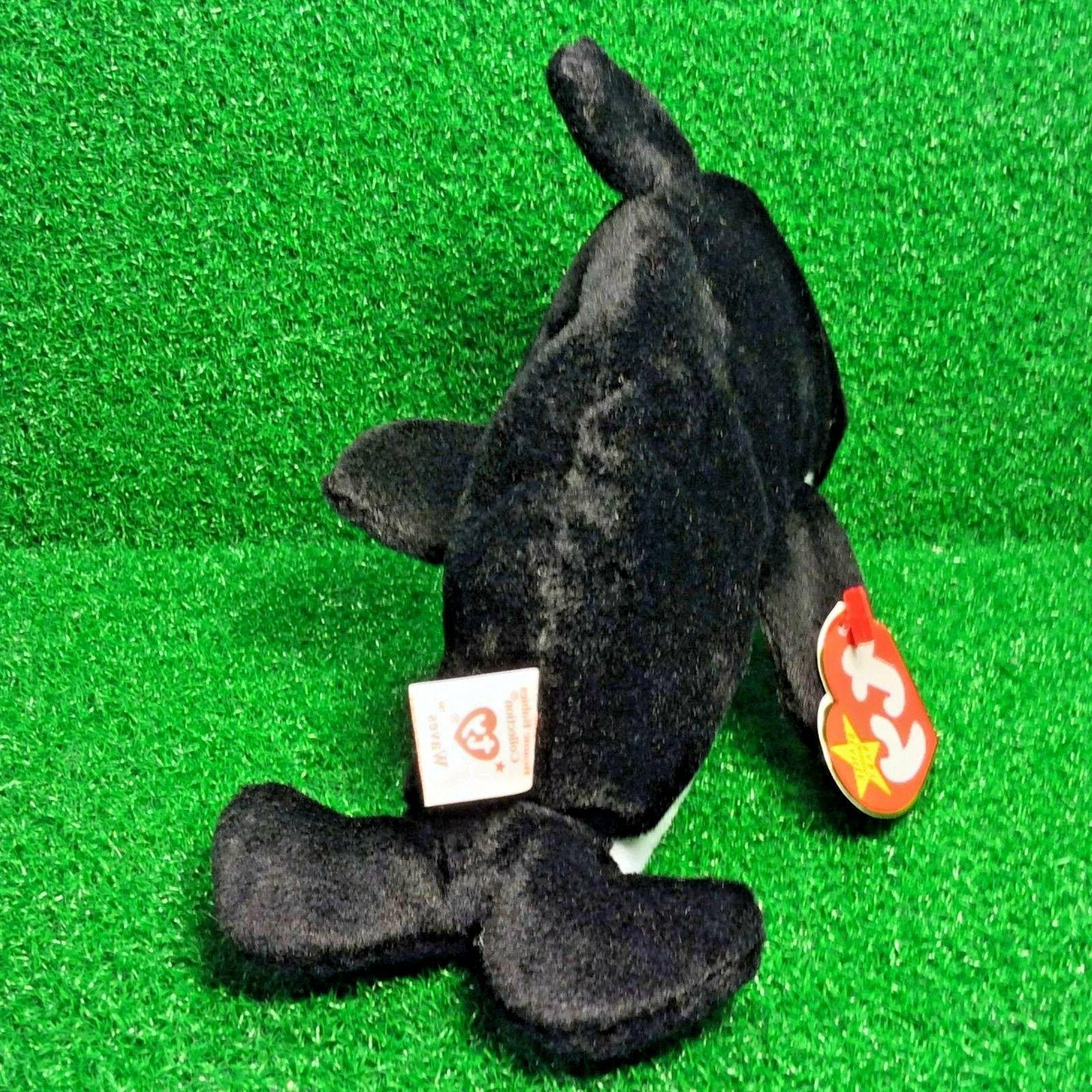 Ty Baby The Orca Whale Retired Plush