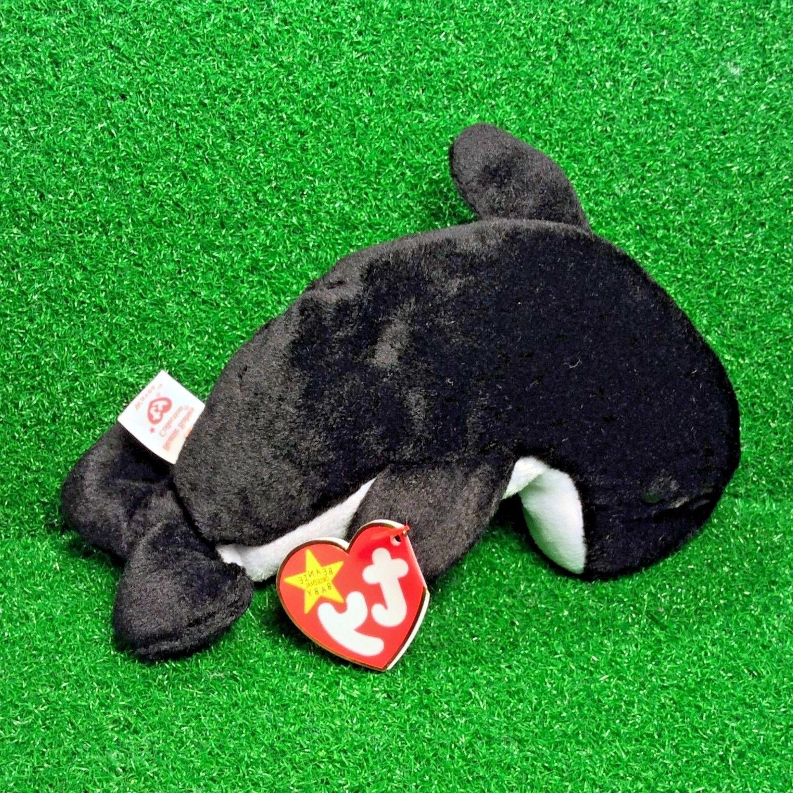 Ty Beanie The Retired Plush Toy -