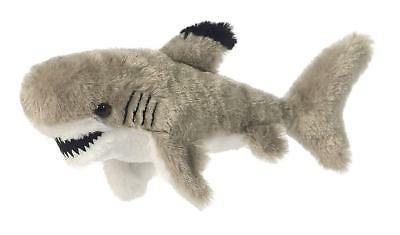 Black Tipped Shark Mini Flopsie 8 by Aurora