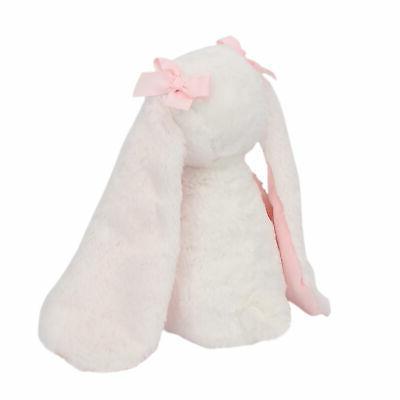 Bedtime Blossom Plush Bunny Stuffed Animal - Snowflake
