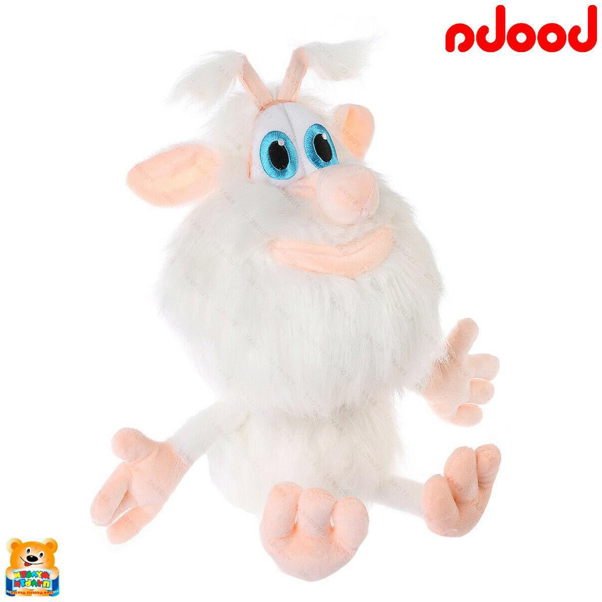MULTI PULTI Booba, Buba, Talking Plush, Toy, Cartoon Character