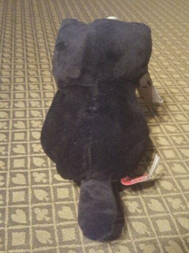 "Brand Kleptocats 6"" Animal Toy Black NWT"