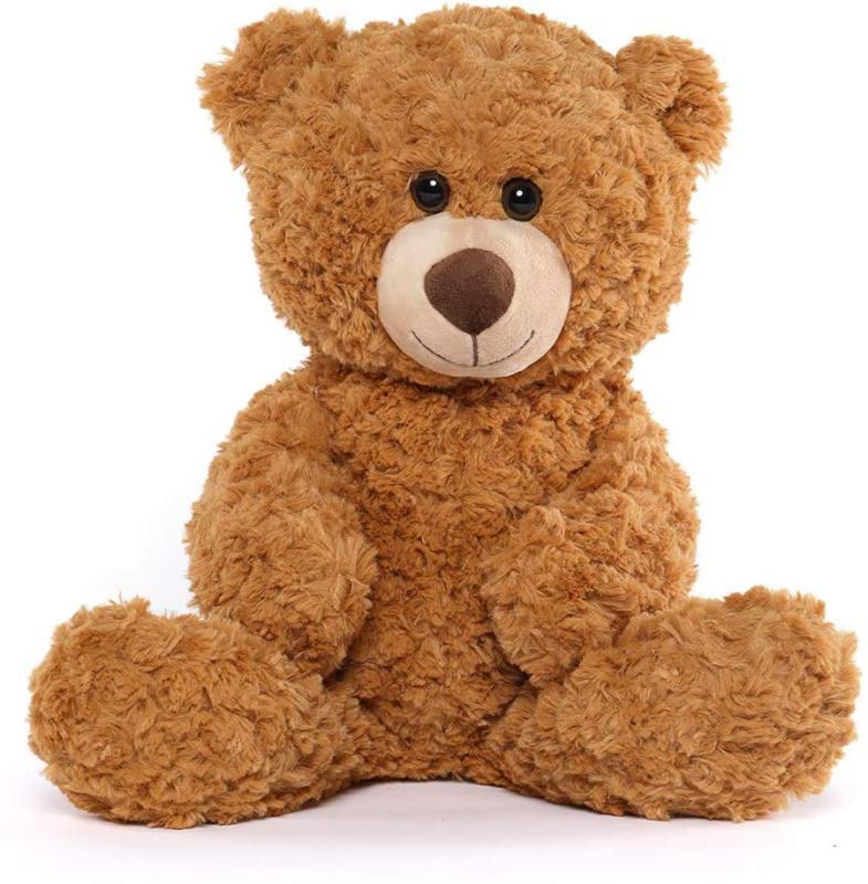 Tezituor Brown Teddy Bear Stuffed Animals 18Inch, Cute Class