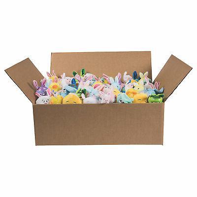 Bulk Stuffed Animal Assortment - - 72 Pieces