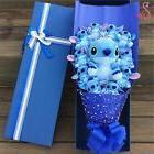 Bunch of 11 Crown Stitch Plush Dolls Toys flowers Valentine