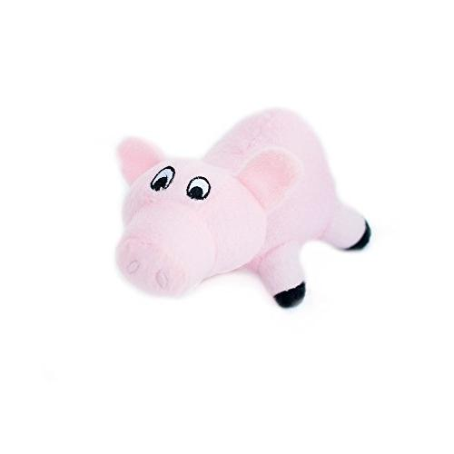 ZippyPaws Burrow Toy, Pig