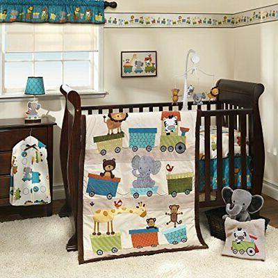 Bedtime Originals Express Plush Elephant Humphrey