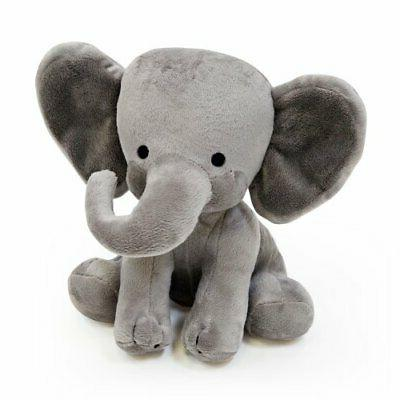 choo choo express plush elephant humphrey basic