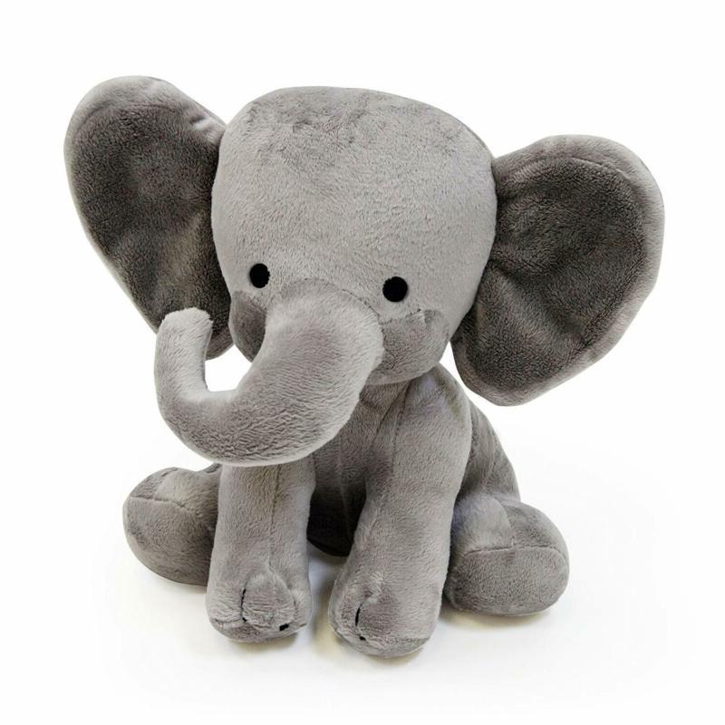 choo choo express plush elephant humphrey
