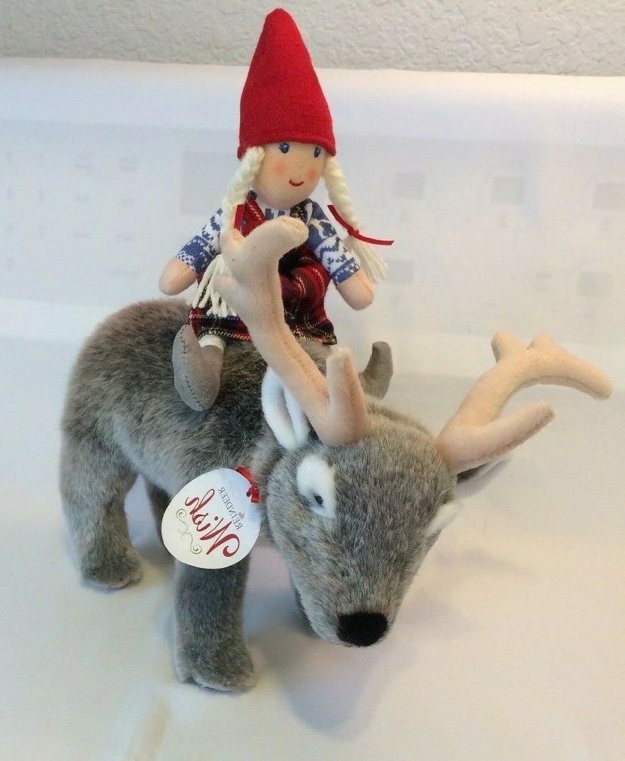 Demdaco Christmas Wish Toy-Compliments