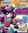 WUGGLE PETS,CLEVER RACCOON KIT,BUILD 'EM WITH LOVE & CARE,PL
