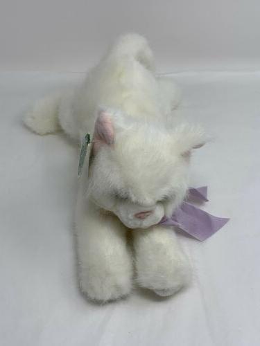 "Bearington Collection Plush Kitten Cat 11"" Collectible Toy"