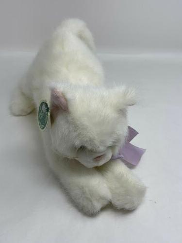 """Bearington Plush Kitten Cat 11"""" Toy"""