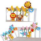 Cute baby toy educational newborn mobile rattles baby stroll
