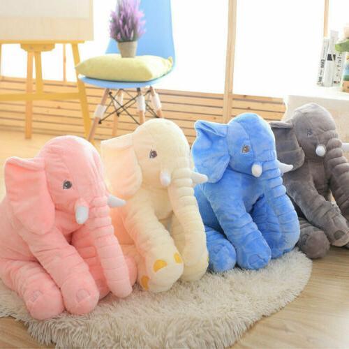 Cute Nose Sleep Pillow Lumbar Cushion Doll