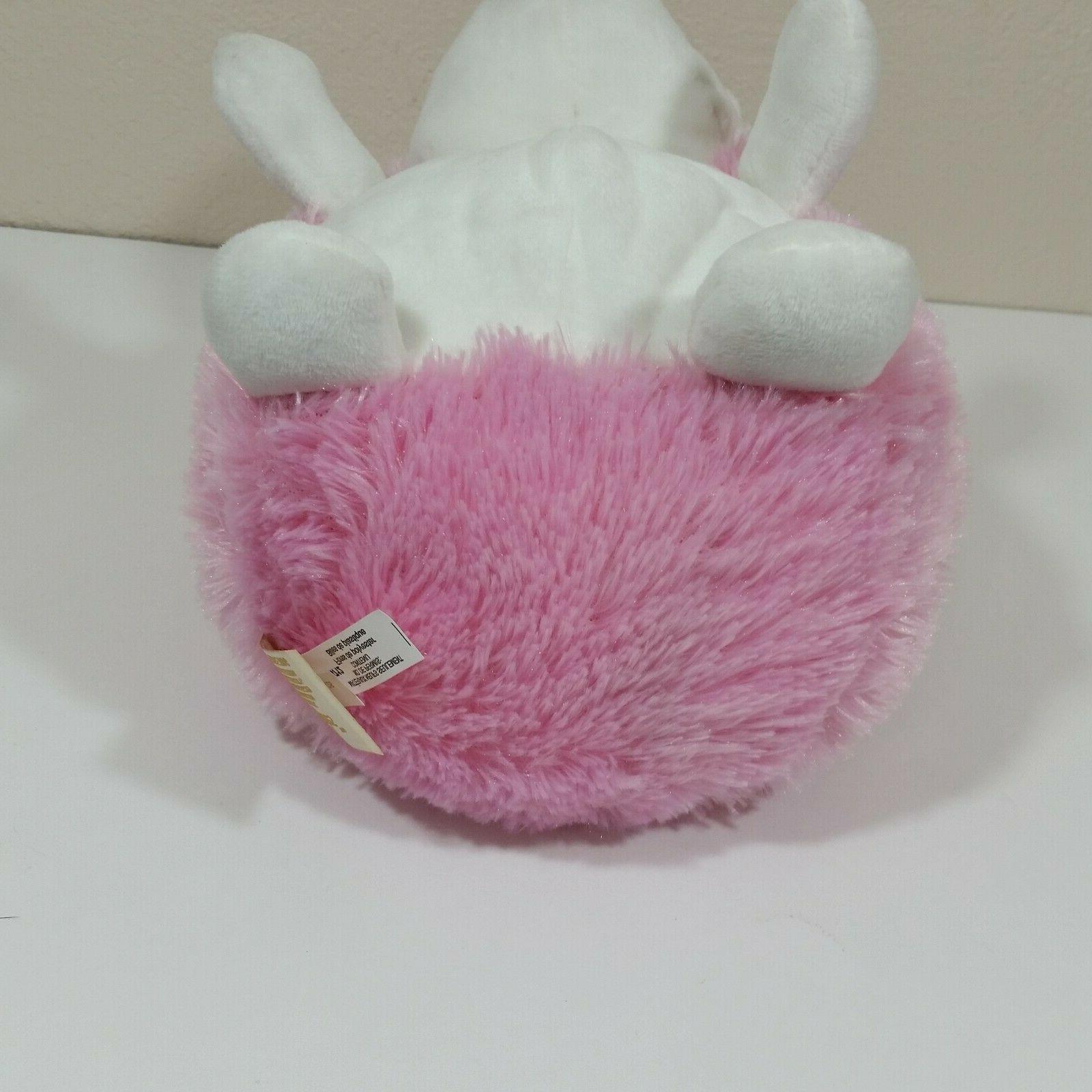 Demdaco & Hedgehog inch Pink Toy